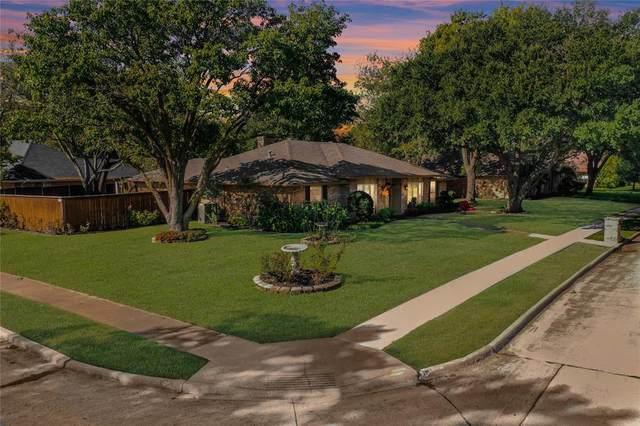1000 Clinton Drive, Plano, TX 75075 (MLS #14696064) :: United Real Estate