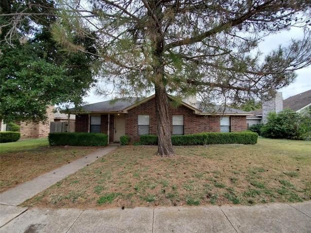 1122 Rogers Lane, Duncanville, TX 75137 (MLS #14696068) :: Jones-Papadopoulos & Co