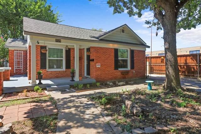 5729 Curzon Avenue, Fort Worth, TX 76107 (MLS #14696072) :: Frankie Arthur Real Estate