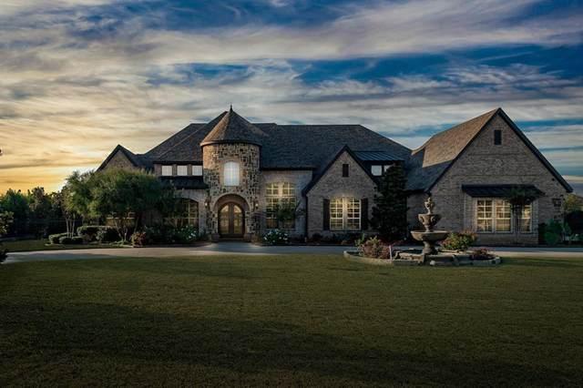 7000 Stony Oak Court, Parker, TX 75002 (MLS #14696096) :: United Real Estate