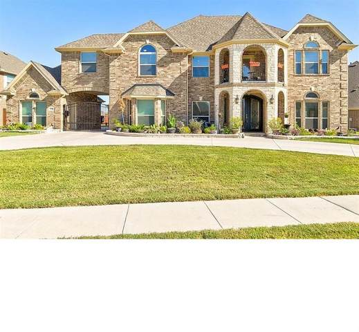 4805 Comstock Way, Mansfield, TX 76063 (MLS #14696100) :: The Barrientos Group