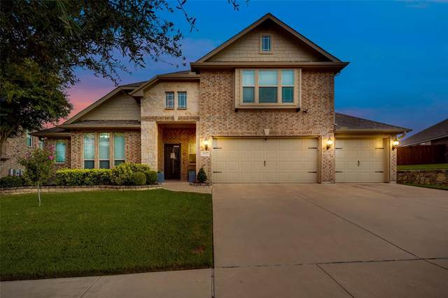 8157 Laurel Oak Drive, Fort Worth, TX 76131 (MLS #14696124) :: Rafter H Realty
