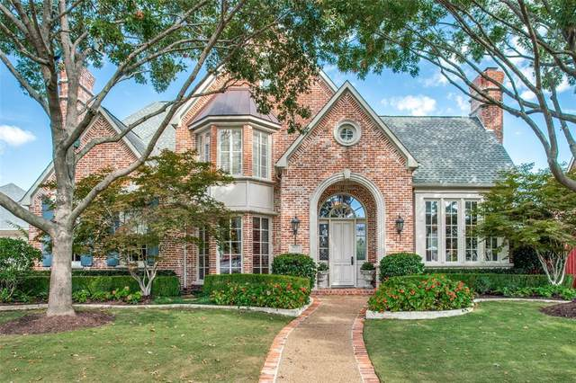 5933 Turtle Creek Drive, Plano, TX 75093 (MLS #14696146) :: Russell Realty Group