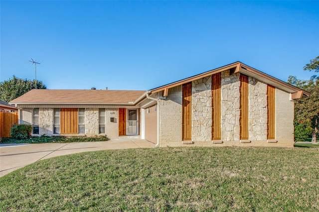 629 Bur Oak Drive, Irving, TX 75060 (MLS #14696150) :: Real Estate By Design