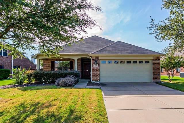 110 Bison Meadow Drive, Waxahachie, TX 75165 (MLS #14696159) :: The Hornburg Real Estate Group