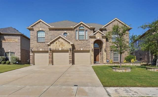 5628 Sleepy Creek Lane, Fort Worth, TX 76179 (MLS #14696188) :: 1st Choice Realty