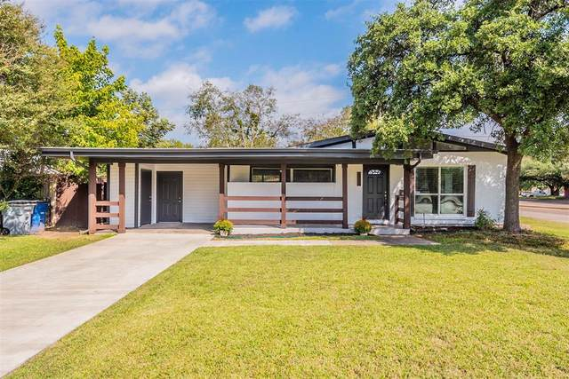 2353 San Paula Avenue, Dallas, TX 75228 (MLS #14696195) :: Wood Real Estate Group