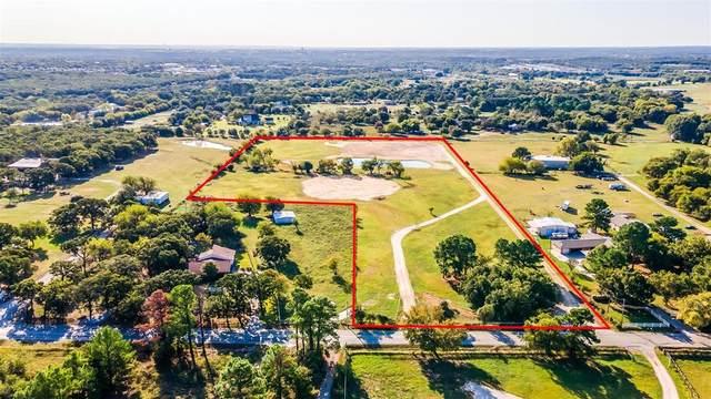 7690 Gibson Cemetery Road, Mansfield, TX 76063 (MLS #14696200) :: RE/MAX Pinnacle Group REALTORS