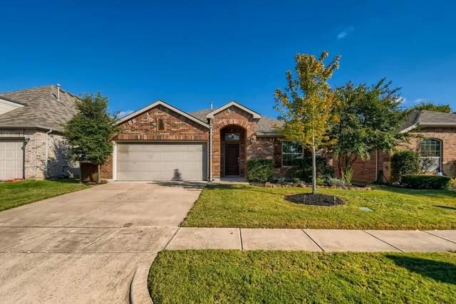11804 Hamptonbrook Drive, Mckinney, TX 75071 (MLS #14696216) :: United Real Estate
