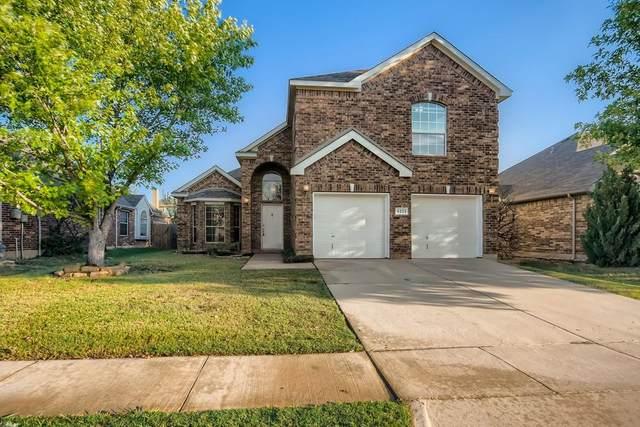 4221 Snapdragon Drive, Fort Worth, TX 76244 (MLS #14696222) :: Jones-Papadopoulos & Co