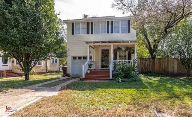 213 E Linden Street, Shreveport, LA 71104 (MLS #14696234) :: Jones-Papadopoulos & Co