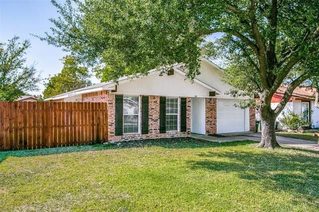 2034 Rose Hill Road, Carrollton, TX 75007 (MLS #14696249) :: Wood Real Estate Group