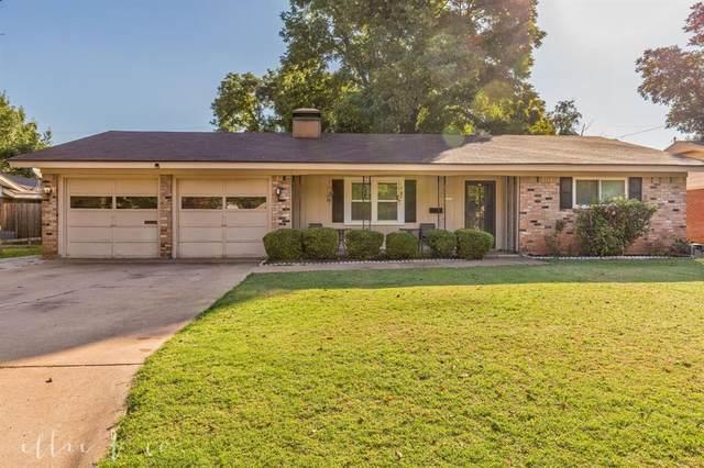 1525 Marsalis Drive, Abilene, TX 79603 (MLS #14696251) :: Jones-Papadopoulos & Co