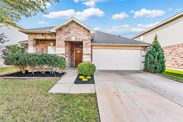 1305 Haley Lane, Burleson, TX 76028 (MLS #14696267) :: Justin Bassett Realty