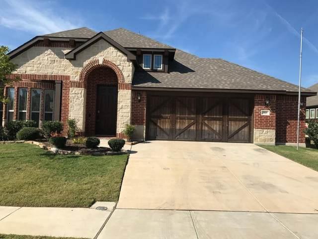 503 Lakeview Drive, Alvarado, TX 76009 (MLS #14696270) :: Epic Direct Realty