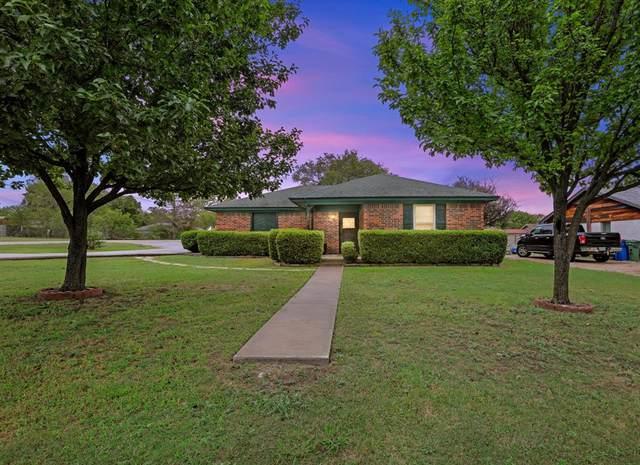 201 John Street, Aledo, TX 76008 (MLS #14696280) :: Wood Real Estate Group