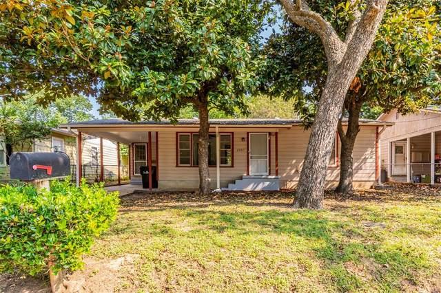 2907 W Parnell Street, Denison, TX 75020 (MLS #14696284) :: Justin Bassett Realty