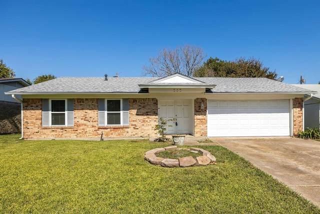 242 N Bryan Way, Mesquite, TX 75149 (MLS #14696309) :: Jones-Papadopoulos & Co