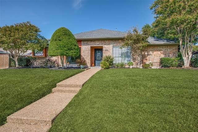 1201 Lochness Lane, Garland, TX 75044 (MLS #14696310) :: The Hornburg Real Estate Group