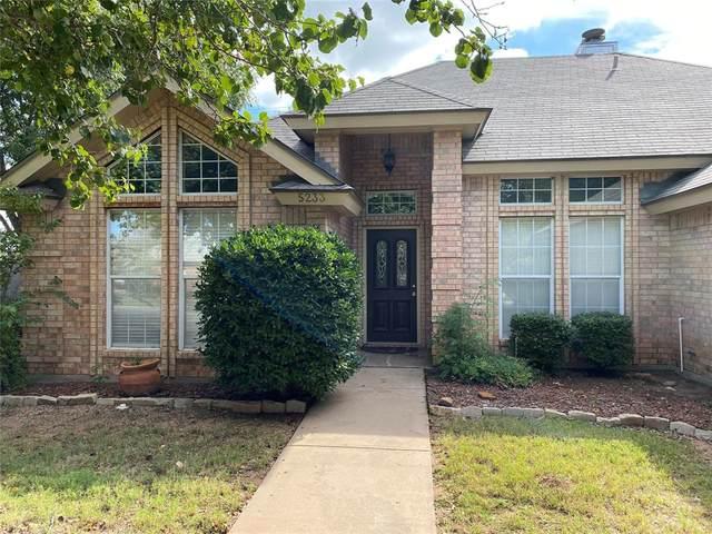 5233 Wagon Wheel Avenue, Abilene, TX 79606 (MLS #14696315) :: The Hornburg Real Estate Group