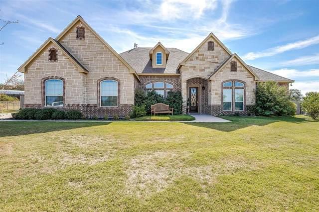 109 Jabez Court, Weatherford, TX 76087 (MLS #14696328) :: Jones-Papadopoulos & Co