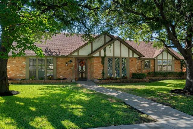 2920 Knollwood Drive, Plano, TX 75075 (MLS #14696336) :: Russell Realty Group