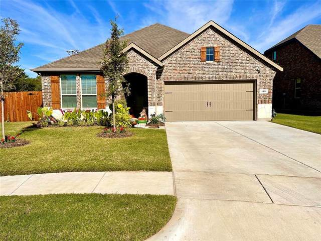 129 Mockingbird Way, Caddo Mills, TX 75135 (MLS #14696369) :: Wood Real Estate Group