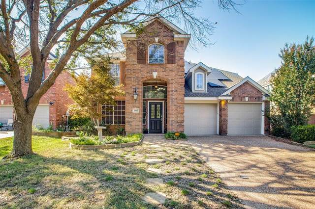 805 Brookwater Drive, Mckinney, TX 75071 (MLS #14696402) :: Jones-Papadopoulos & Co
