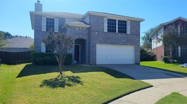 2809 Arbury Drive, Mckinney, TX 75071 (MLS #14696425) :: Real Estate By Design
