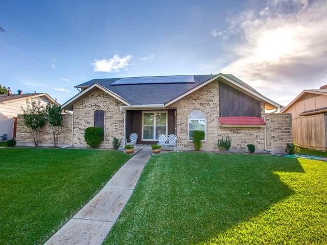 103 Trailridge Drive, Richardson, TX 75081 (MLS #14696440) :: RE/MAX Landmark