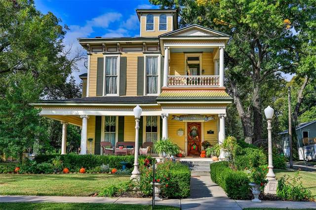 319 S Denton Street, Gainesville, TX 76240 (MLS #14696443) :: Real Estate By Design