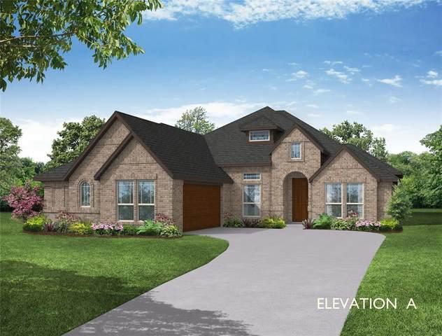 603 Oakcrest Drive, Justin, TX 76247 (MLS #14696446) :: Wood Real Estate Group
