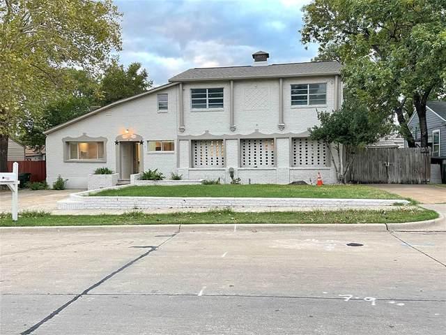 1817 Ruth Street, Arlington, TX 76010 (MLS #14696484) :: Lisa Birdsong Group | Compass