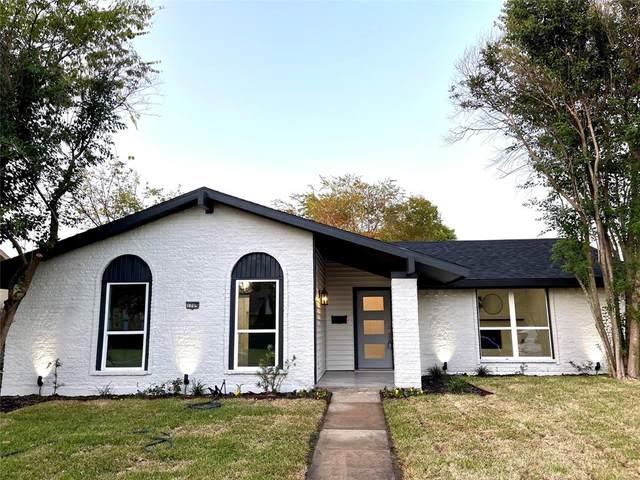 1709 Warwick Street, Garland, TX 75044 (MLS #14696529) :: NewHomePrograms.com