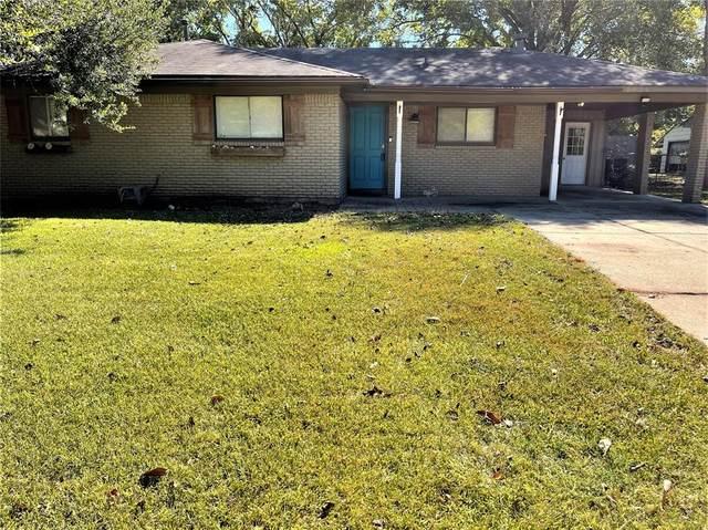 2924 Eugene Street, Bossier City, LA 71112 (MLS #14696543) :: Justin Bassett Realty