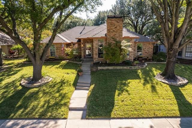 310 Glen Canyon Drive, Garland, TX 75040 (MLS #14696597) :: Jones-Papadopoulos & Co