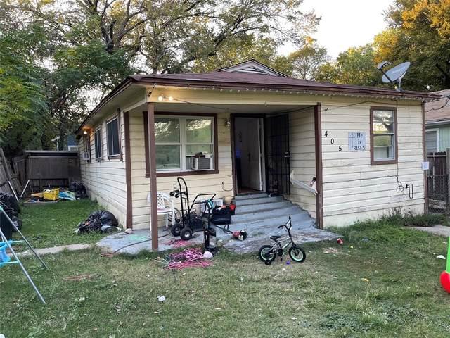 405 Viaduct Street, Dallas, TX 75203 (MLS #14696602) :: Hargrove Realty Group