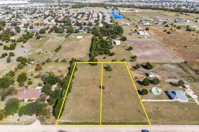 337 Meadow Lane, Red Oak, TX 75154 (MLS #14696658) :: RE/MAX Landmark