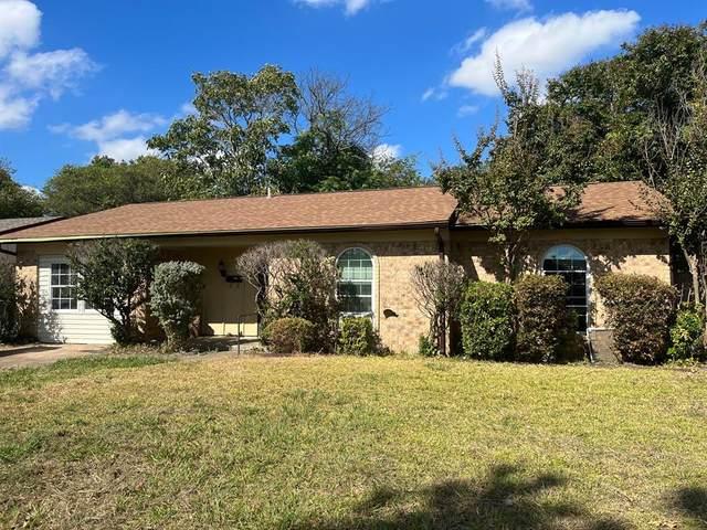 1505 Shorecrest Drive, Garland, TX 75040 (MLS #14696662) :: Frankie Arthur Real Estate
