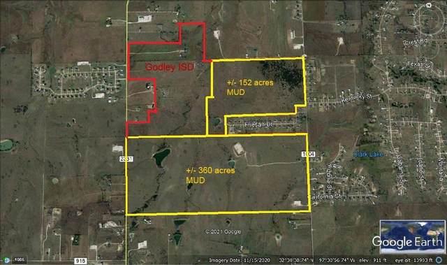 9221 County Road 1004, Godley, TX 76044 (MLS #14696664) :: Justin Bassett Realty