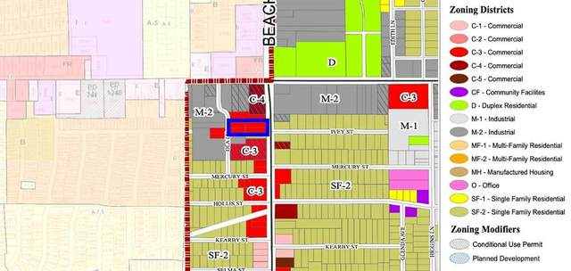 2309 N Beach St Street, Haltom City, TX 76111 (MLS #14696669) :: Wood Real Estate Group