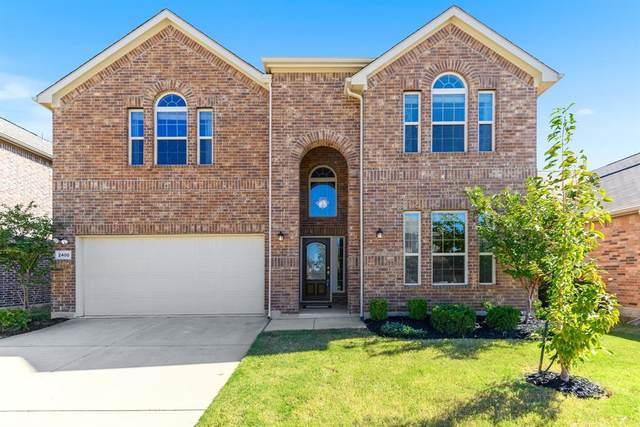 2400 Grant Park Way, Prosper, TX 75078 (MLS #14696681) :: Justin Bassett Realty