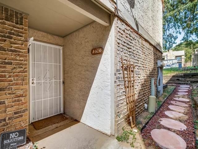 6036 Stoneybrook Drive, Fort Worth, TX 76112 (MLS #14696692) :: RE/MAX Pinnacle Group REALTORS