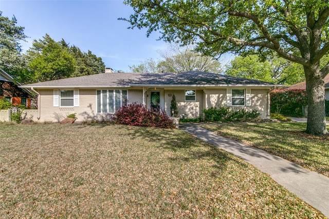 202 Thompson Drive, Richardson, TX 75080 (MLS #14696715) :: Wood Real Estate Group