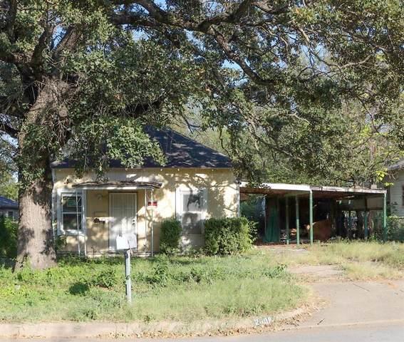 2809 Walker Street, Fort Worth, TX 76105 (MLS #14696721) :: Real Estate By Design