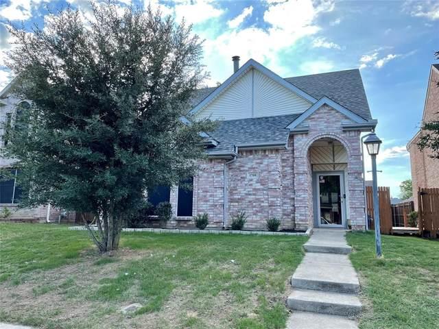 1708 Circle Creek Drive, Lewisville, TX 75067 (MLS #14696724) :: The Barrientos Group