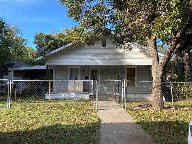 207 Soward Avenue, Weatherford, TX 76086 (MLS #14696731) :: RE/MAX Landmark