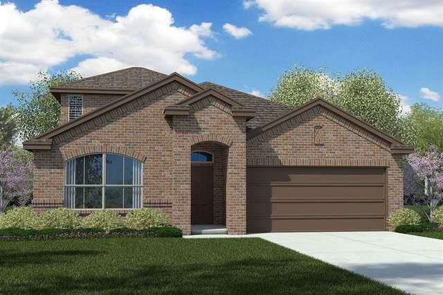 2300 Goodnight Ranch Drive, Weatherford, TX 76087 (MLS #14696732) :: RE/MAX Landmark