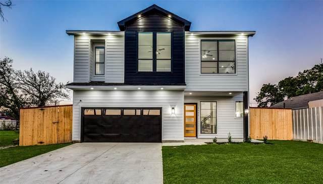 2043 Life Avenue, Dallas, TX 75212 (MLS #14696735) :: RE/MAX Landmark