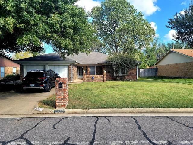 3309 Steeplewood Trail, Arlington, TX 76016 (MLS #14696752) :: RE/MAX Pinnacle Group REALTORS